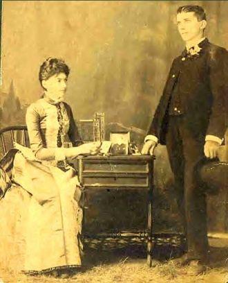 Elisha & Elizabeth (Beck) Condley, Tennessee