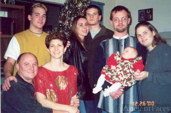 Al & Mary Catherine (Peacock) Family
