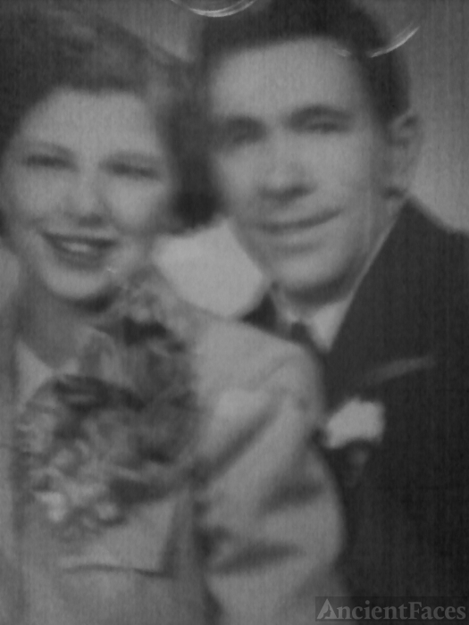 Clarence and Evelyn McCalmon