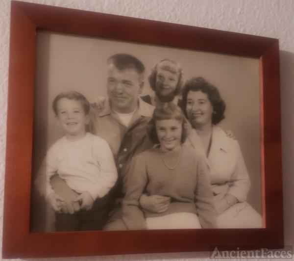 William D Shulke Family