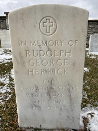 Rudolph George Herrick