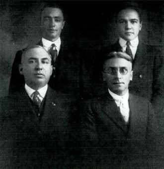The Cameron Boys