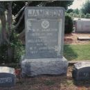 William & Melissa (King) Jameson Gravesite, Texas