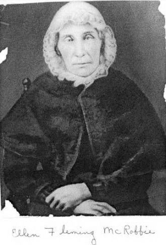 Ellen Fleming McRobbie