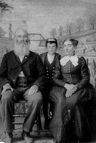 Anderson & Barbara Ann (Hicks) Gibson
