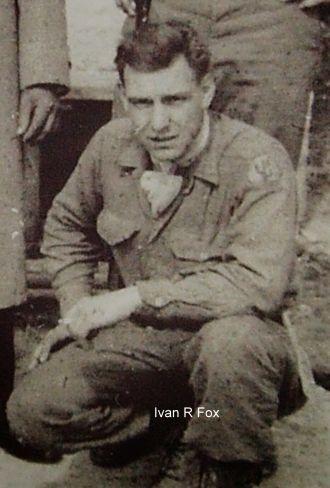 Ivan R Fox