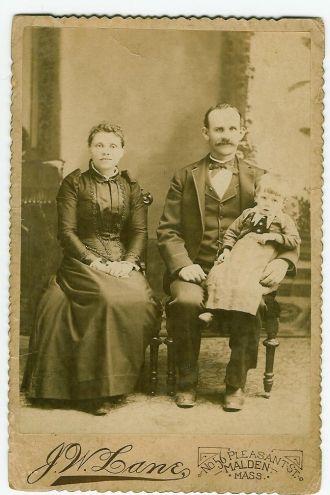 Etta and Carl Sanderson