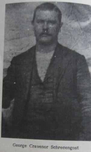A photo of George Cravenor Schrecengost