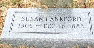 Susan Frazier gravesite