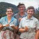 Ardelle, Virginia, and Earle Marcher
