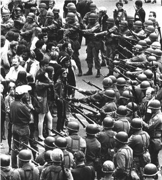 People's Park Protests Berkeley CA 1969