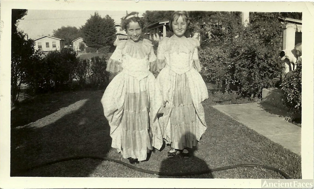 Doreen Wiltse & Jeanette Young