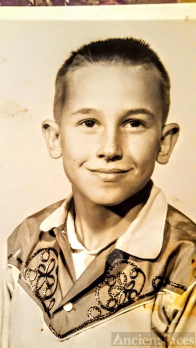 "Nolan ""Peanut"" Campbell 1957"