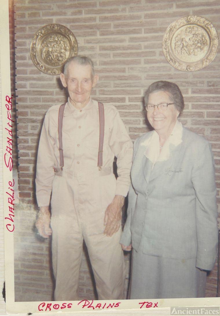Charles Otho and Etta SANDIFER