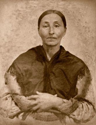 Rebecca (Krick) Foreman (1818-1880)
