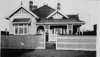 Macaulay family home, Australia