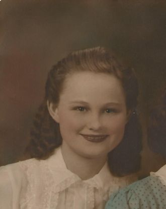 Bertha Luella (Strickland) Ward