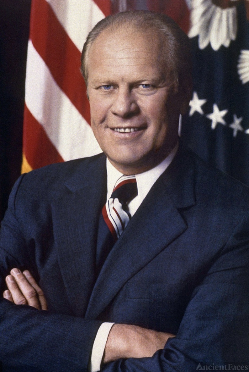 Gerald Rudolph Ford Jr.