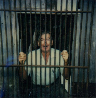 """Norman in """"jail"""""""