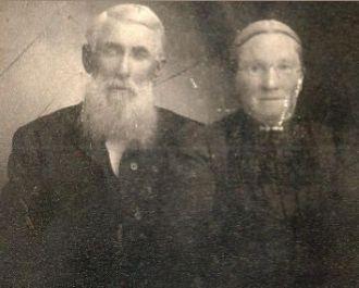 Peter & Elizabeth (Lutz) Rahm, Wisconsin