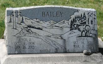 L C Bailey