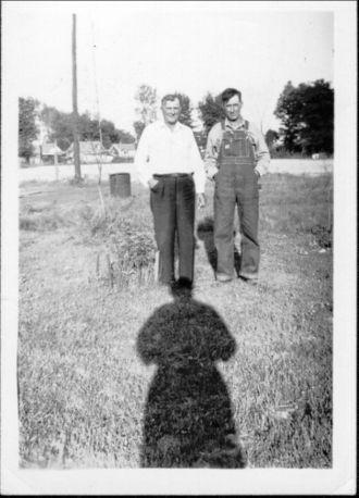 Grandpa Mortis & Unknown