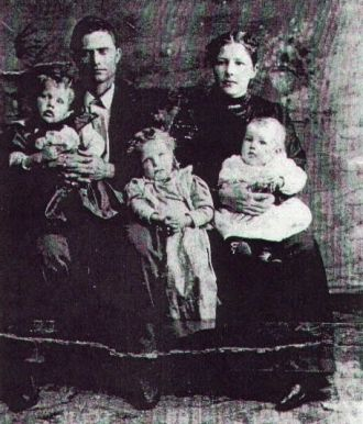 William Webster Knox & Family