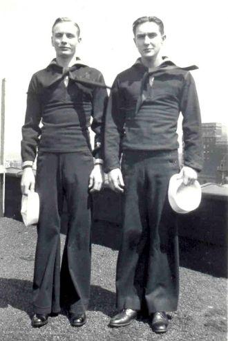 Bud Croft & Bill Whitehead