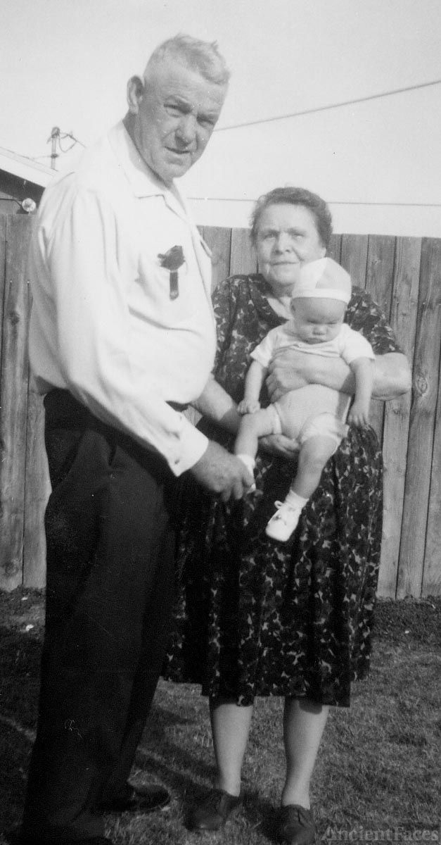 Elma Smith Guillinger and Charles Wahl