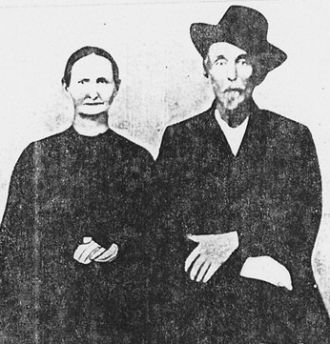 Jesse Boswell & Frances Rhodes Bass