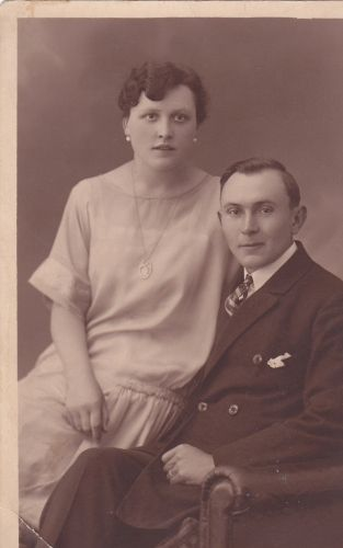 Georg and Luise Rohde Bruns