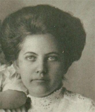 Hilda Kathleen (Stephens) Yates