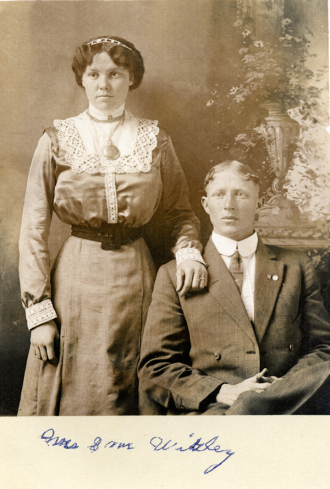 Vintage Young Couple