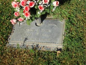 Cody J. Reed Gravesite