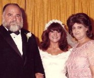 I am with my beloved father Richard Donald Allen (Alesio) and my beautiful Mom