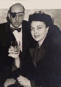 Frances Margaret Seadler and her husband Albert Seadler.