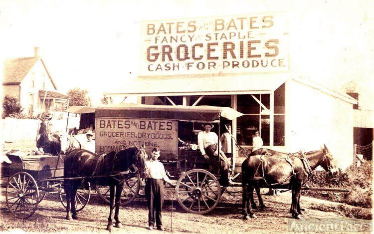 Bates and Bates Store, Indiana