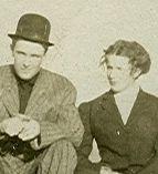 Ray Stubbs and Alma Greenleaf
