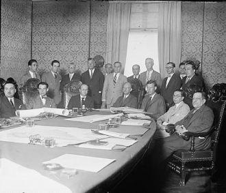 Lindbergh & Bolivian Commission