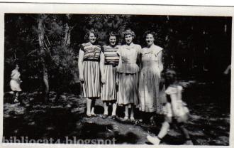 Burnett & Zipp girls 1940's?