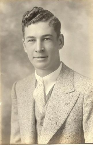 William Glen Cornwell, 1933