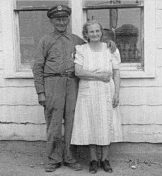 Walter & Rose Galgoczi, Rosbush, MI