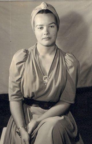 A photo of Lois (Benning) Ewen