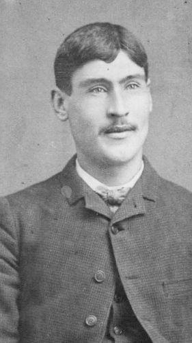 Albert Clay of Dassel, Minn.