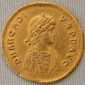 Arcadius Eastern Roman Emperor