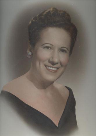 A photo of Maria E (Lamantia) Pannozzi