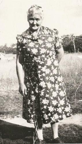 Maude May (Hankins) Martin