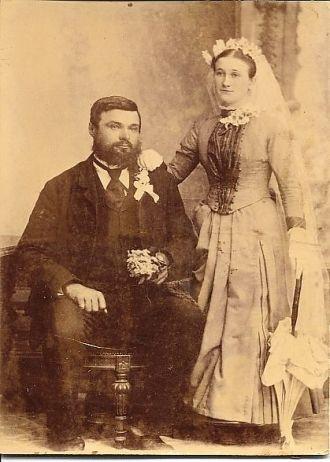 Anna Xylander and Friedrich Nitschke