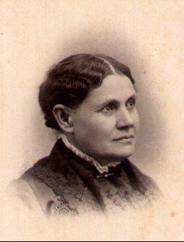 A photo of Mary (Hutchin) Terrell