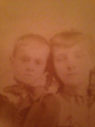 Unidentified Mason Family
